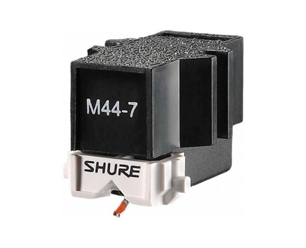 SHURE M447 Scratch DJ Cartridge & Stylus