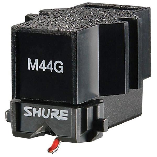 SHURE M44G DJ Cartridge & Styli