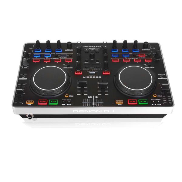 DENON MC2000 MIDI controller for Serato Intro