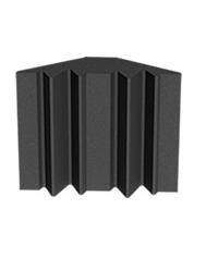 Universal Acoustics Mercury Bass Trap 300mm Charcoal (4 pack)