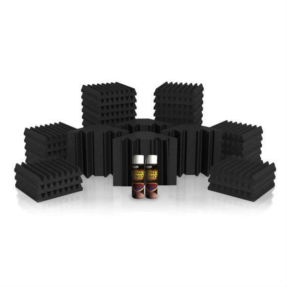Universal Acoustics Mercury 2 Room Kit Charcoal