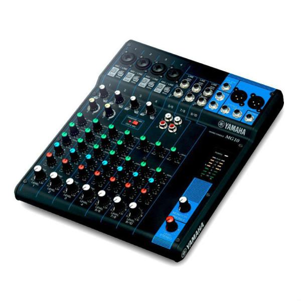 Yamaha MG10 10-Channel Mixing Console
