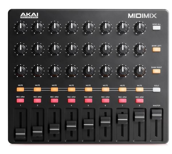 AKAI MIDIMIX Compact MIDI Control Surface