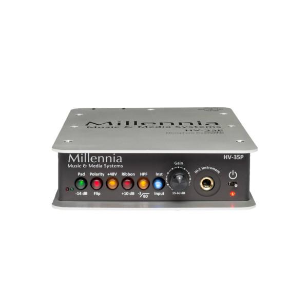 MILLENNIA HV35P Portable DI and Mic Preamp
