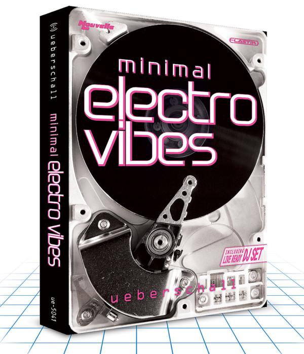 Ueberschall Minimal Electro Vibes Sample Library