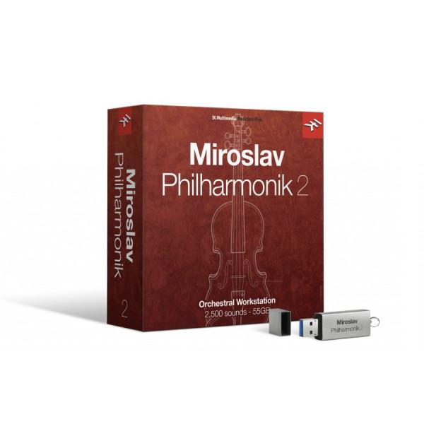 IK Multimedia Miroslav Philharmonik 2 Orchestra & Choir Workstation