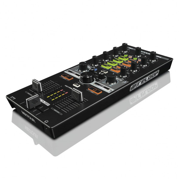 RELOOP MIXTOUR DJ Controller for djay (iOS/Android/Mac/PC)