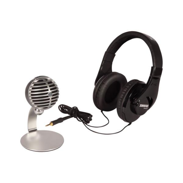 Shure MV5 Mobile Recording Kit