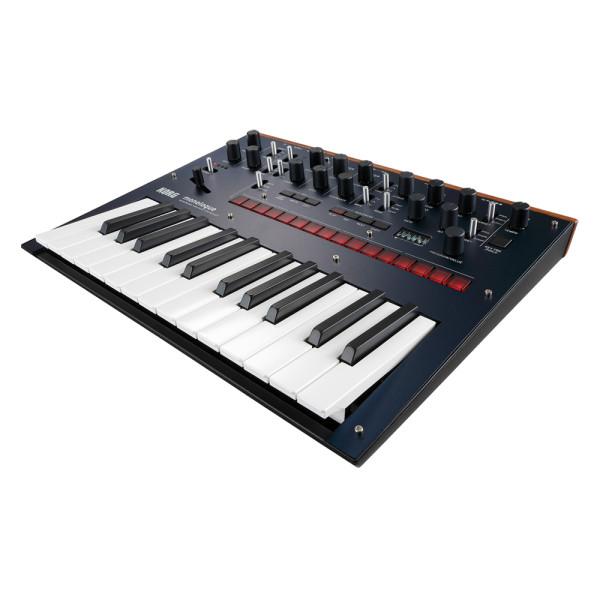 Korg Monologue Monophonic Analogue Synthesizer - Blue