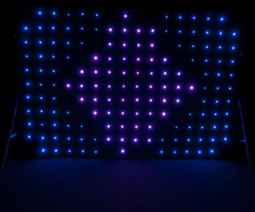 Chauvet MOTION-DRAPE-LED