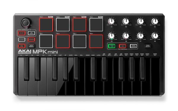 MPK MINI MKII LE Black Controller