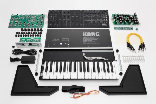 KORG MS20 Synthesizer Kit