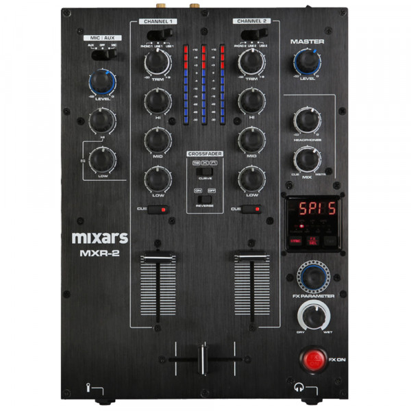 MIXARS MXR-2 2-Channel Effect Mixer