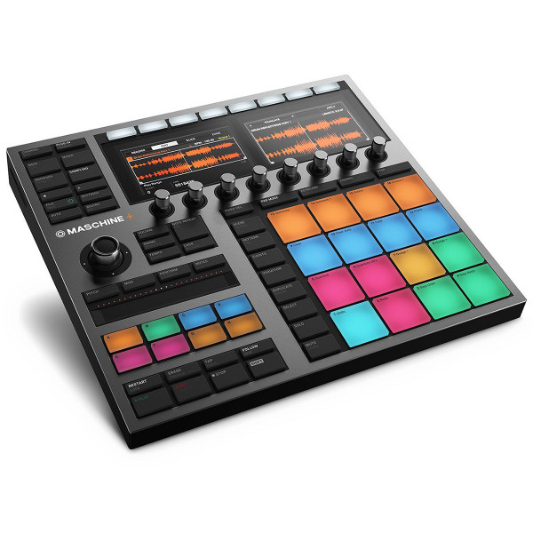 Native Instruments Maschine+ Standalone Production System