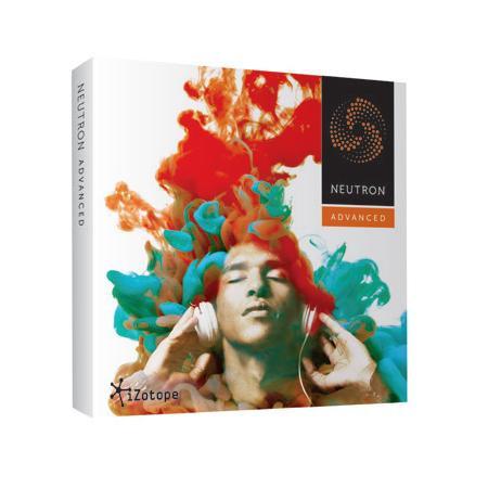 Izotope Neutron Advanced Mixing Console (Boxed)