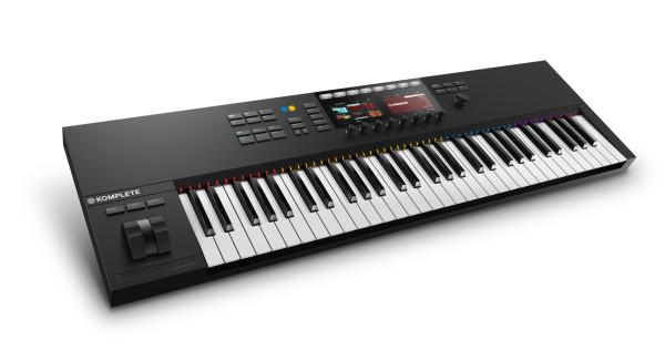 Komplete Kontrol S61Mk2 MIDI Keyboard
