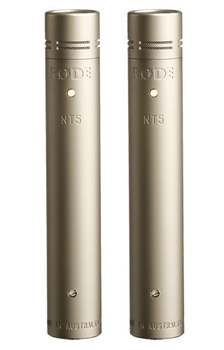 RODE NT5 Condenser Mic Matched Pair