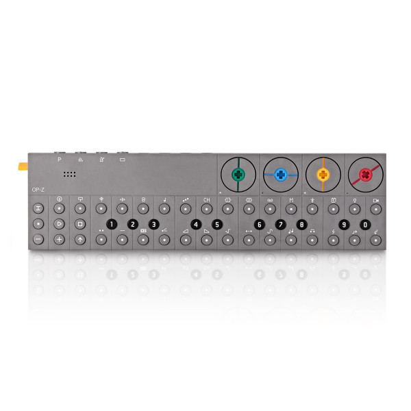 Teenage Engineering OP-Z Multimedia Synthesizer & Sequencer