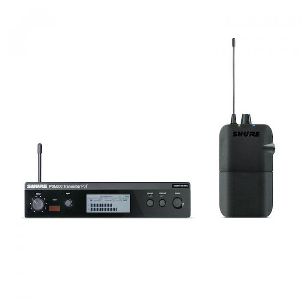 Shure PSM300 P3TR Wireless Monitoring System