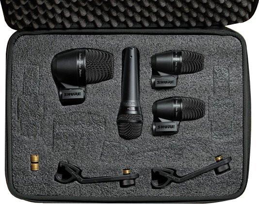 Shure PGA Drum Microphone Kit 4