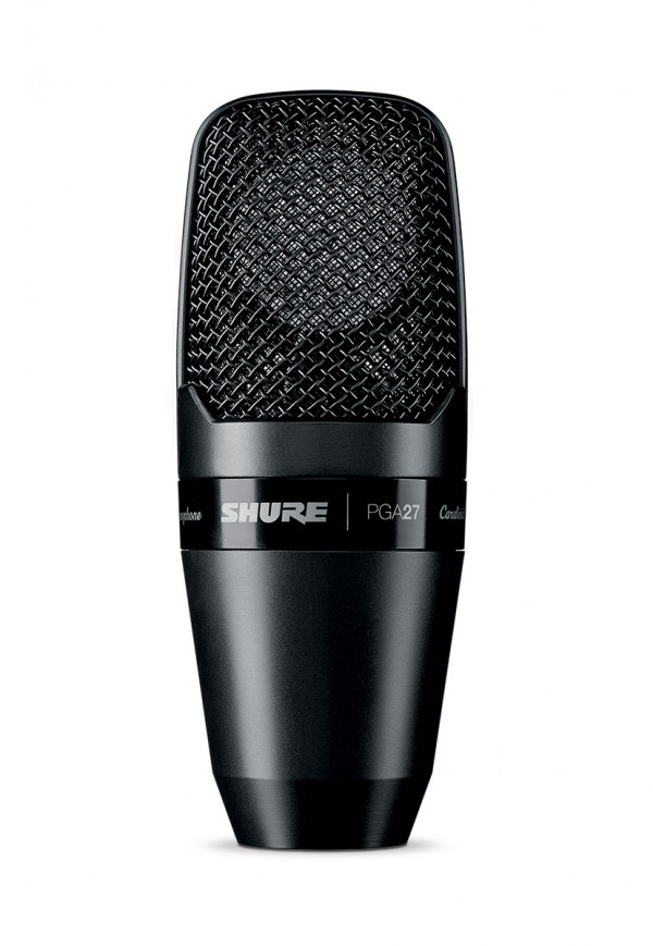 Shure PGA27-LC Large Diaphragm Side-Address Condenser Microphone