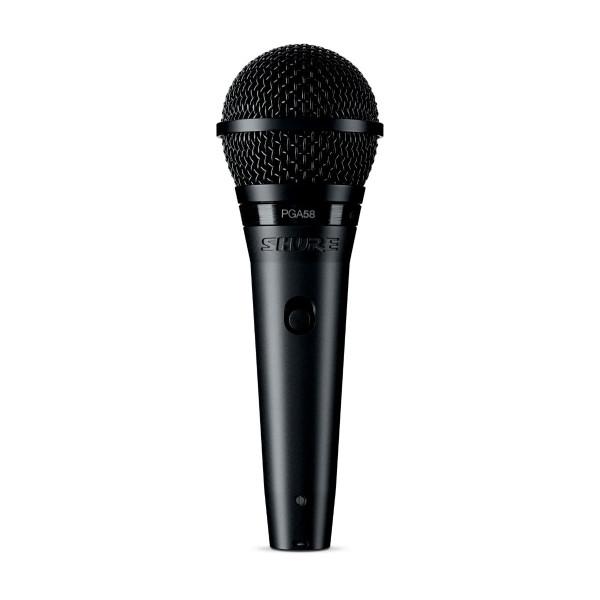 Shure PGA58-QTR Cardioid Dynamic Vocal Microphone