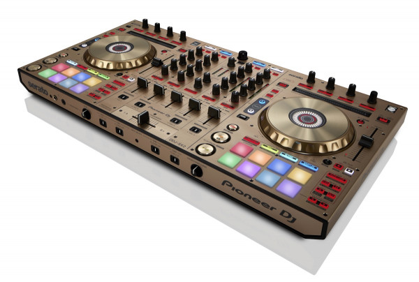 Pioneer DDJ-SX2-N Gold Serato DJ Controller