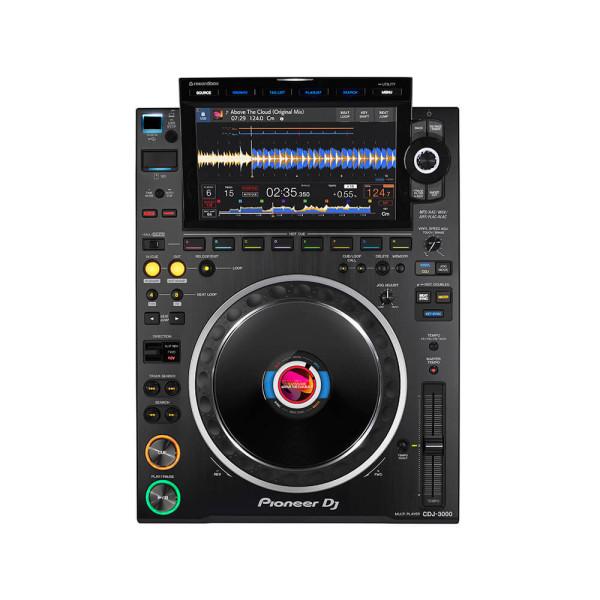 Pioneer DJ CDJ-3000 Professional Media Player - Black