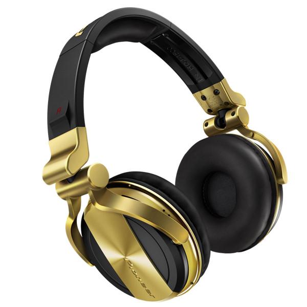 Pioneer DJ HDJ1500-N DJ Headphones - Gold