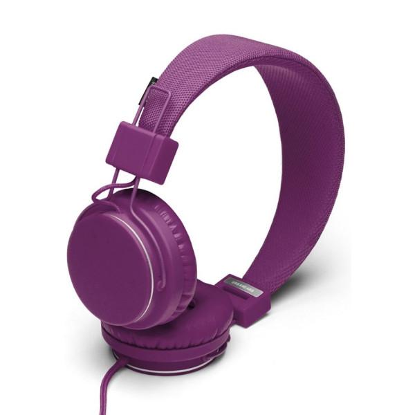 URBANEARS Plattan On Ear Headphone with Mic - Grape