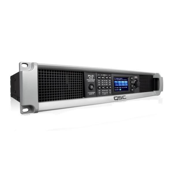 QSC PLD4.3 Power Amplifier with DSP