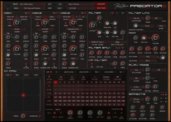 Rob Papen Predator 2 (Download)