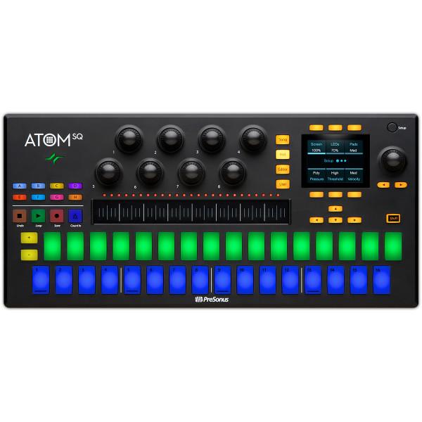 Presonus ATOM SQ Hybrid Keyboard/Pad Controller