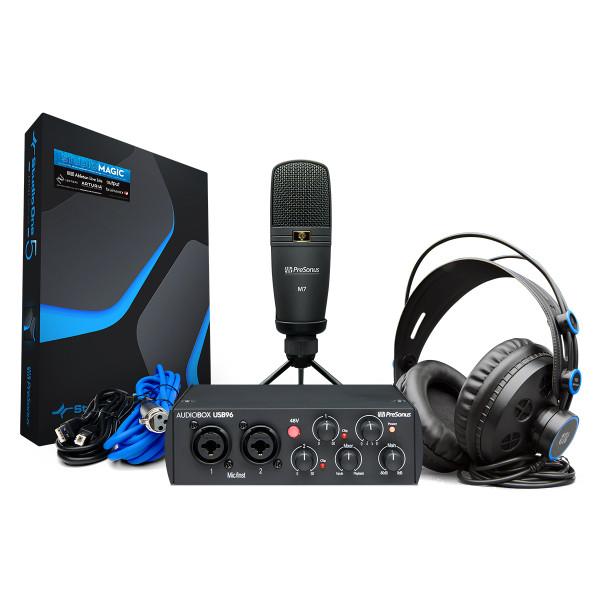 Presonus Audiobox 96 USB Studio 25th Anniversary