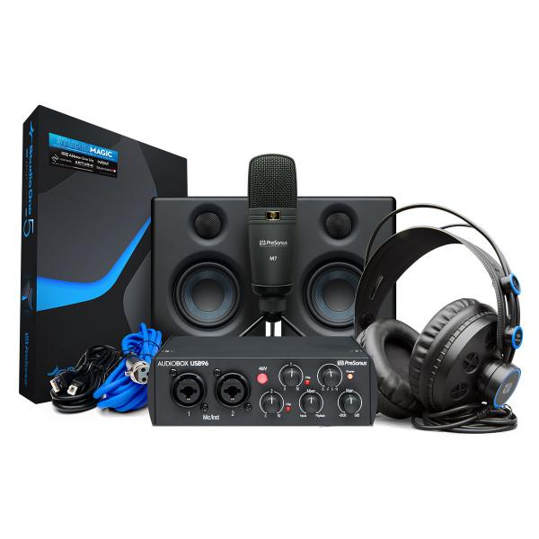Presonus Audiobox Studio Ultimate 25th Anniversary