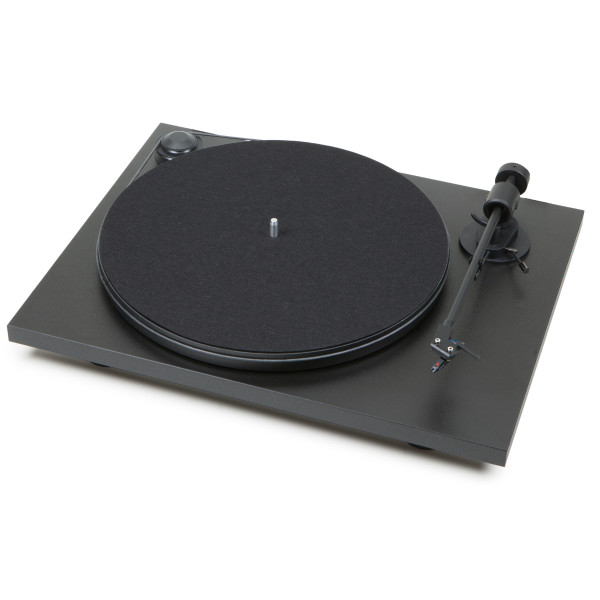 Project Primary Hifi Turntable - Black