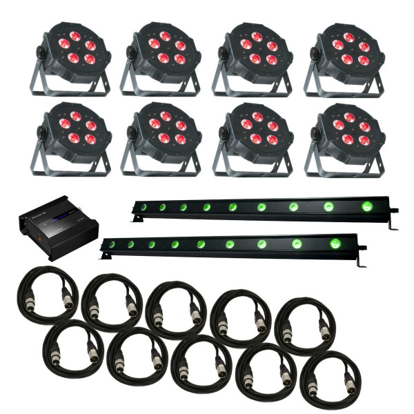 PRO MOBILE LIGHTING PACKAGE 6