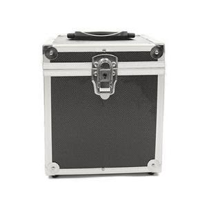 "DYNAMIC DESIGN Pro Box 45 Small 7"" Record Case (Holds 50) - Black"