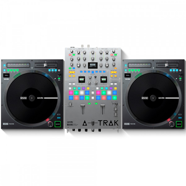 Rane TWELVE MKII + SEVENTY A-TRAK Limited Edition Bundle