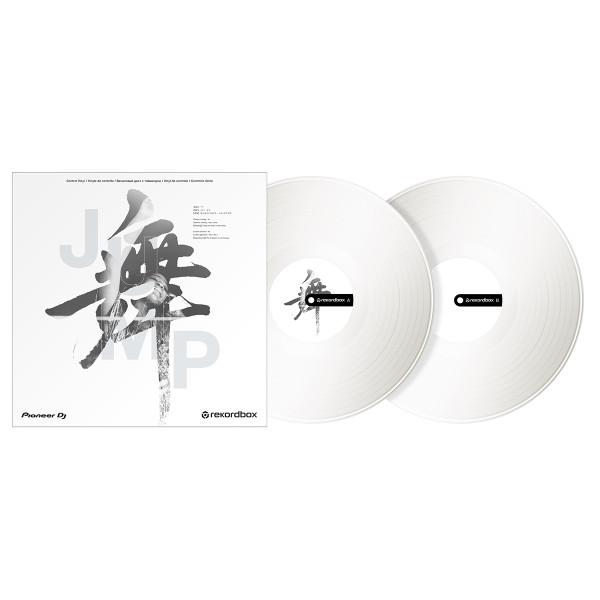 Pioneer DJ RB-VD2-W Rekordbox Control Vinyl White - Pair