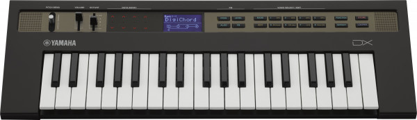 YAMAHA Reface DX FM Synthesizer w/ 4-Operator FM Sound Engine