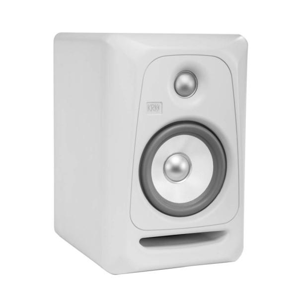 KRK Rokit 5 G3 Active Studio Monitor - White Noise