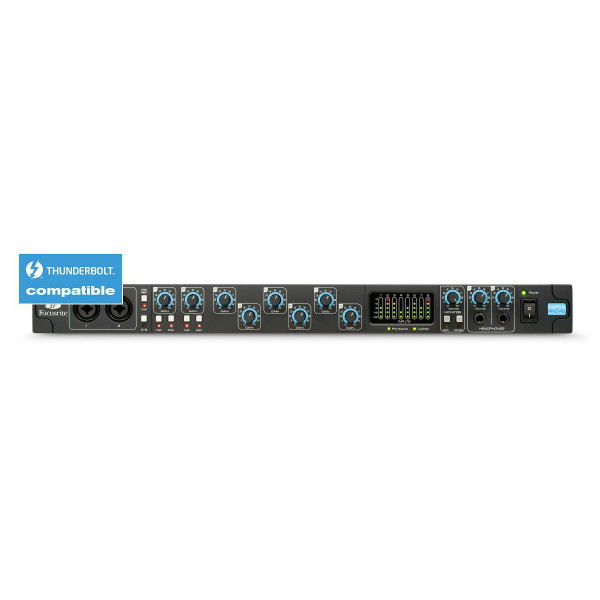 Focusrite Saffire PRO 40 20 in, 20 out Firewire Interface (EX-DISPLAY)