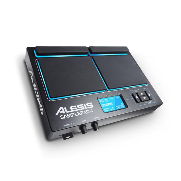 Alesis SAMPLEPAD 4 4-Pad Percussion and Sample-Triggering Instrument
