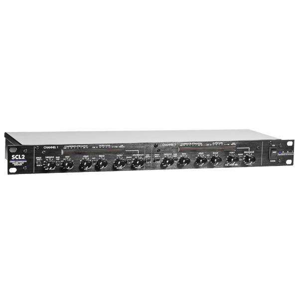 ART SCL2 Dual / Stereo Compressor / Limiter Expander / Gate