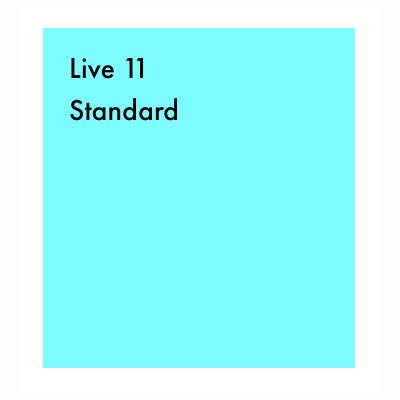 Ableton Live 11 Standard EDU (Download)