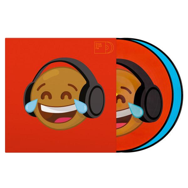 Serato Emoji Series 4 Thinking/Crying - Pair
