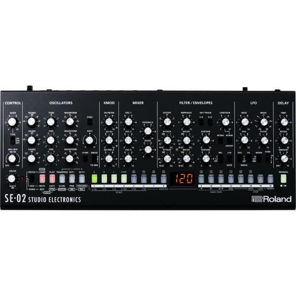 Roland SE-02 Monophonic Analog Synthesizer
