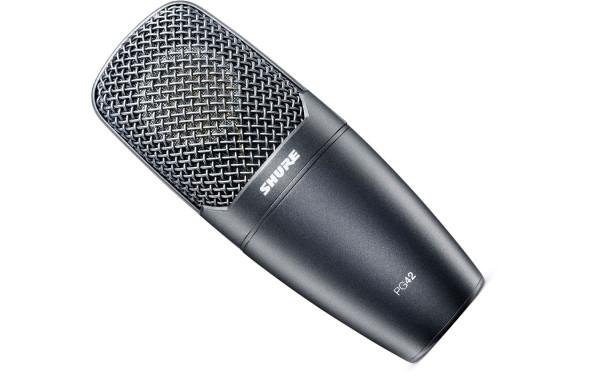 Shure PG42-XLR Condenser Microphone
