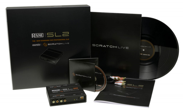 Rane Serato SL2 Digital Vinyl System